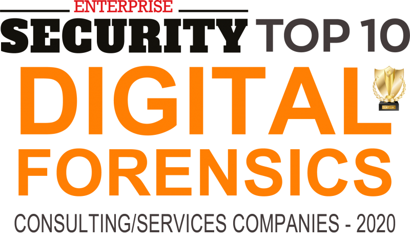 Top 10 Digital Forensics Services Company from Enterprise Security